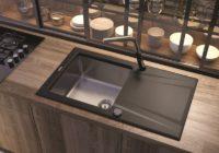 Bateria Silia – nowoczesność i elegancja w kuchni