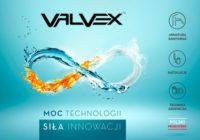 """""""Moc technologii, siła innowacji"""" – nowa kampania reklamowa VALVEX"""