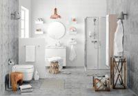 Jaki natrysk wybrać do łazienki – nowoczesny czy w stylu retro?