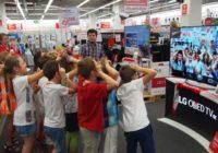 Edukacja i zabawa w MediaMarkt