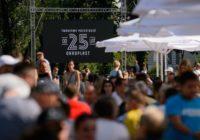 Obchody 25-lecia OKNOPLAST trwają – firma świętowała na pikniku rodzinnym w Krakowie