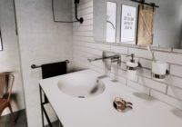 Industrialne aranżacje kuchni i łazienek