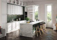 Jak w prosty sposób ożywić kuchenne i łazienkowe wnętrze?