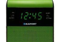 Nowy radiobudzik Blaupunkt CR50GR