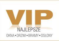 Produkty firmy Hörmann wyróżnione w programie VIP Najlepsze Okna Drzwi Bramy Osłony 2020