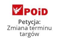 Związek Polskie Okna i Drzwi składa petycje w sprawie zmiany terminu targów Fensterbau Frontale