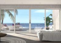 Więcej widoku, więcej komfortu – nowy design stolarki z PVC-U Schüco LivIng