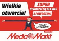 Wielkie otwarcie MediaMarkt: ruszyła ogólnopolska kampania sieci