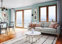 Dom z widokiem na taras – OKNOPLAST prezentuje nowe drzwi tarasowe SLIDE