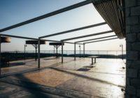 Smart taras z Somfy zwiększa przestrzeń użytkową domu, a także hotelu czy restauracji