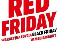 Red Friday, czyli wakacyjna edycja Black Friday