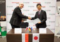 ASTOR dystrybutorem Kawasaki Robotics na 12 krajów Europy Centralnej i Wschodniej