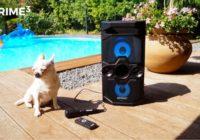 ONYX APS41 – Profesjonalny system audio z Bluetooth i karaoke