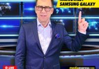 Maciej Orłoś wspiera Media Expert w promocji przedsprzedaży Samsung Note 20, Note20+, Note 20 ULTRA