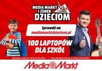 100 laptopów dla szkół od MediaMarkt