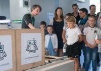 Niezwykłe roboty dla niezwykłych gości – relacja z IV Dni Otwartych ASTOR