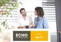 Do końca sierpnia do wygrania 3 000 zł na wyposażenie mieszkania – akcja Echo Investment i Somfy