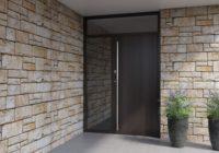 Drzwi panelowe Yawal Prestige z doświetlem bocznym w klasie antywłamaniowej RC3