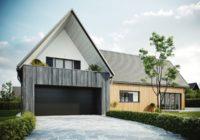 Nowa brama garażowa Belado – design w jakości premium od OKNOPLAST