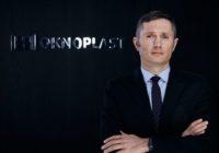 Mikołaj Placek – Prezes Grupy OKNOPLAST z nagrodą Lider Zmiany w konkursie organizowanym przez ICAN