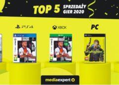 Ponad milion gier sprzedanych w Media Expert w 2020. Oto TOP5
