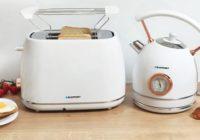 Elegancka para: toster i czajnik Blaupunkt