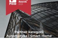 Somfy Polska partnerem konkursu POiD Building Awards 2021
