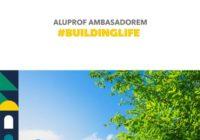 ALUPROF ambasadorem europejskiego projektu #BuildingLife