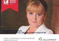 Trendy w architekturze a rozwój branży stolarki wg Aluprof – mecenasa konkursu POiD Building Awards