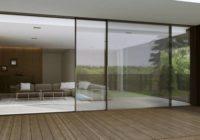 Lekkie, panoramiczne drzwi przesuwne – MB-SKYLINE TYPE R od Aluprof