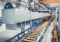 Nowa prasa do ekstruzji aluminium w Grupie Yawal