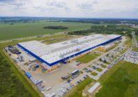 Fabryka urządzeń techniki przeładunku firmy Hörmann w Legnicy zwiększa moce produkcyjne