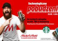"""""""Technologiczne pobudzenie"""" ze Starbucks w sklepach MediaMarkt"""