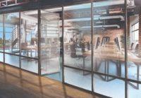 Akustyczne i estetyczne – ścianki działowe Ponzio z aluminium