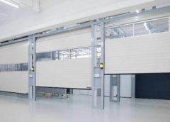 Nowa generacja przemysłowych bram segmentowych Hörmann