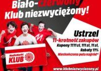 """Mistrzowskie nagrody w """"Klubie niezwyciężonym"""" w MediaMarkt"""