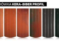 KERA-BIBER PROFIL – nowa karpiówka barwiona w masie marki CREATON