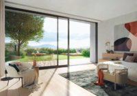 Płynne przejścia architektoniczne dzięki bezprogowym drzwiom i oknom