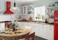 Jak ożywić kuchenne wnętrze?